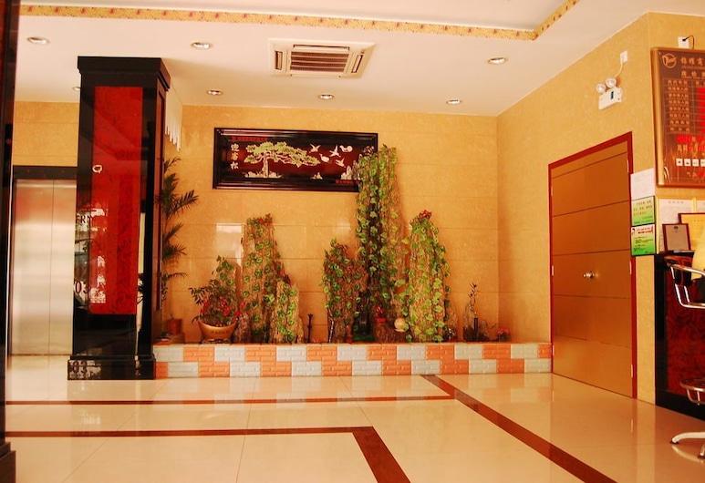 Yiwu Jinyao Hotel, ג'ינחואה, לובי