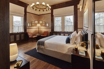 Budapeszt — zdjęcie hotelu Callas House