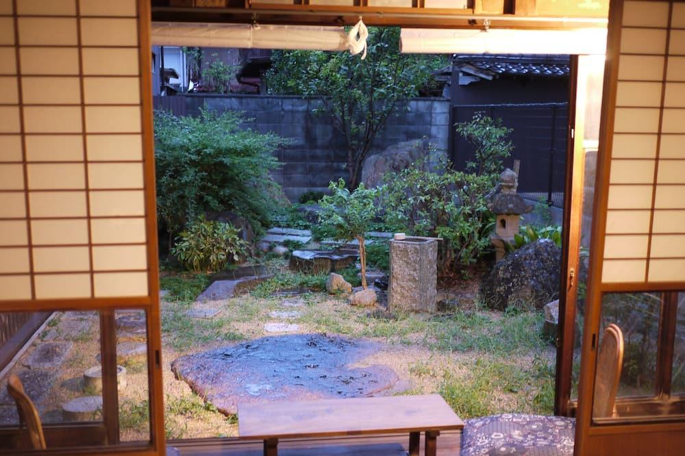傳統客房, 花園景觀 - 陽台