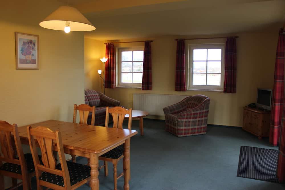 Lägenhet Superior - 1 sovrum - Vardagsrum