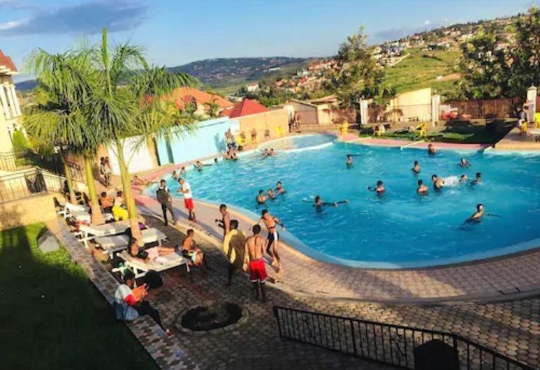 Rouge by Desir, Kigali, Outdoor Pool