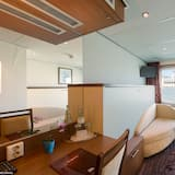 Superior Double or Twin Room, 2 Twin Beds - Living Area