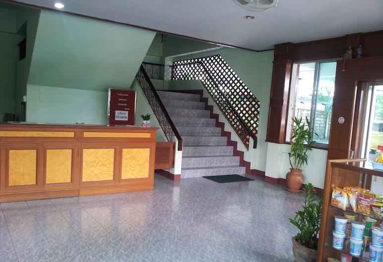 V.House Nakhon, Nakhon Si Thammarat, Quầy tiếp tân