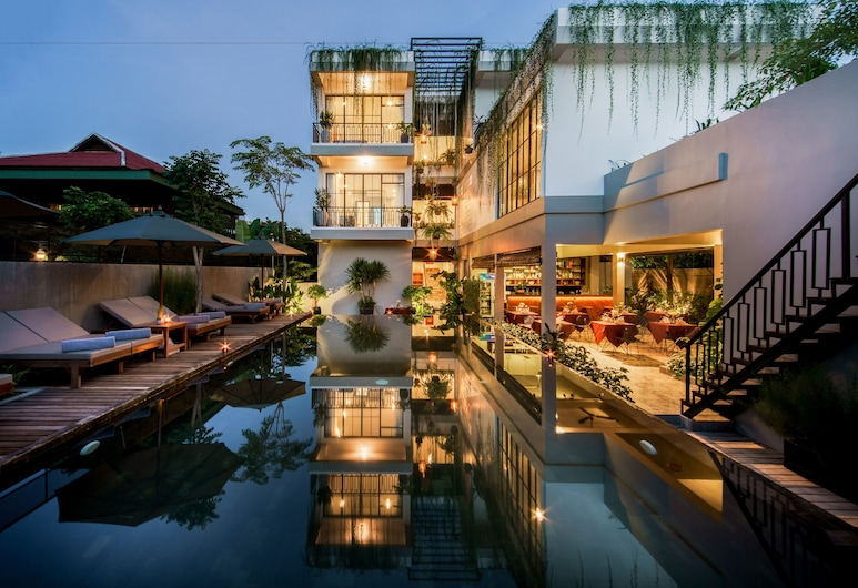 Vihara Residence, Siemréab, Piscina al aire libre