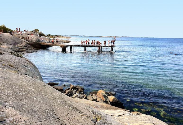 Göteborgs Camping Lilleby, Torslanda, Plaža