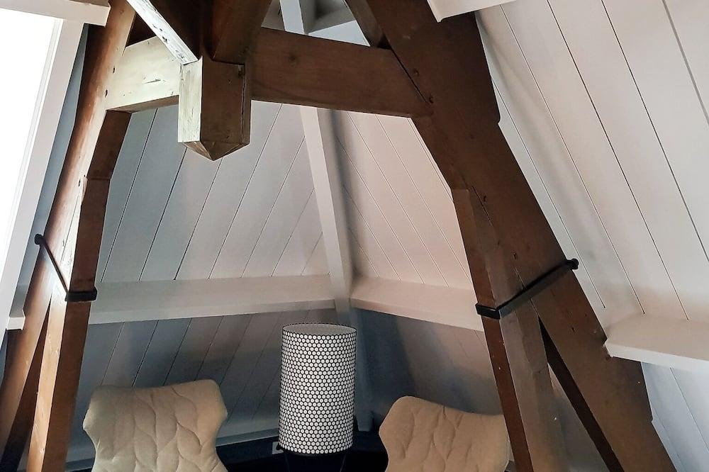 Carriage House Room - Oturma Alanı