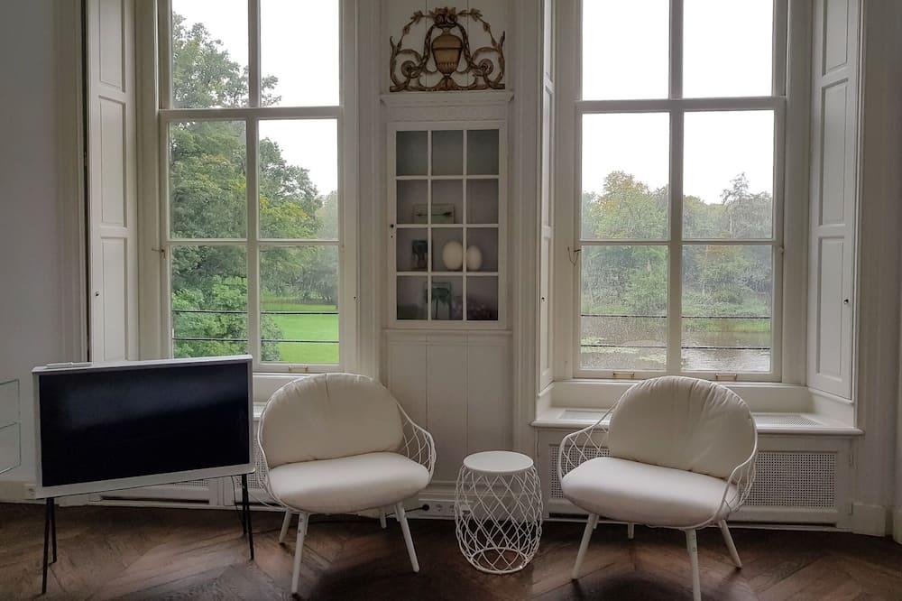 Parc Suite - Oturma Alanı