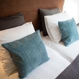 Habitación con 1 cama doble o 2 individuales (De Buizerd) - Habitación