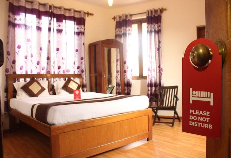 OYO 7330 Bardays Inn, Calangute, Standard - kahden hengen huone, 1 parisänky, Oma kylpyhuone, Vierashuone
