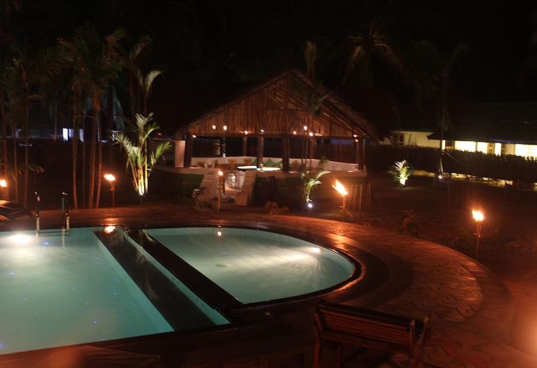 Ruveesha Beach Resort, Kalpitiya, Outdoor Pool