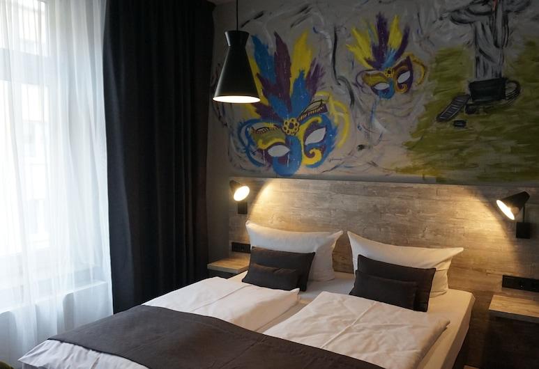 Urban Home Hotel, Hamburg, Double Room, Guest Room