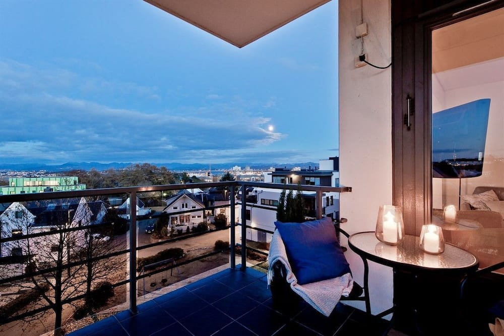 Panoramic Διαμέρισμα, 2 Υπνοδωμάτια, Μπαλκόνι, Θέα στην Πόλη - Μπαλκόνι