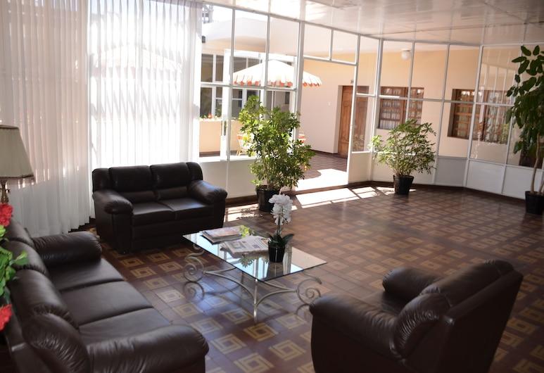 Hotel Tito, Arequipa, Reception