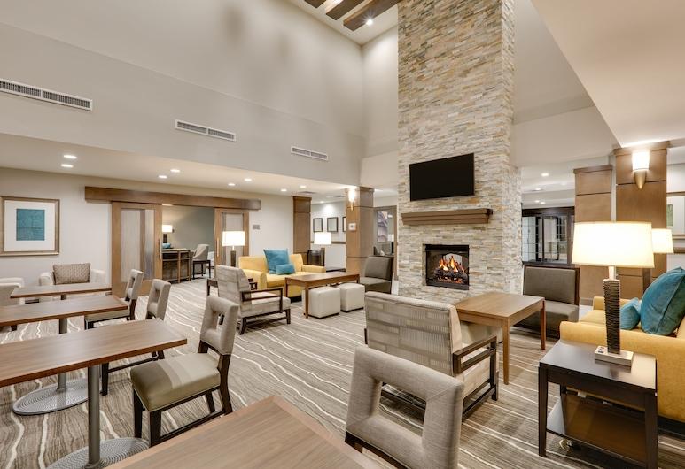 Staybridge Suites Oklahoma City Dwtn - Bricktown, an IHG Hotel, Oklahoma City, Lobby