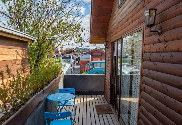 Hostal Muller, Pucon, Traditional-huoneisto, 1 makuuhuone, Terassi/patio