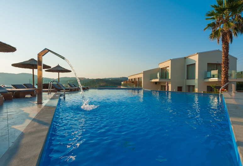 Brilliant Holiday Resort, Corfu, Kolam Renang