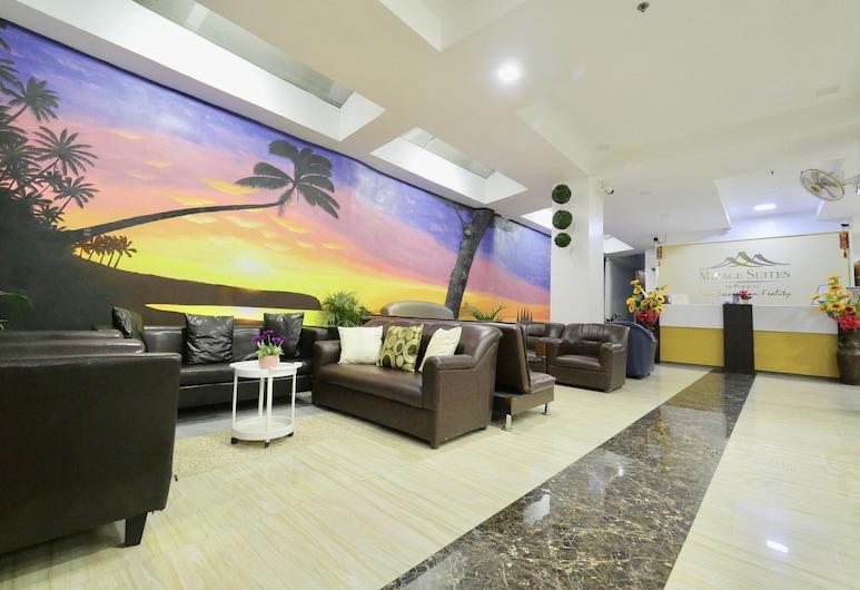 Mirage Suites de Boracay, Boracay Island, Lobby