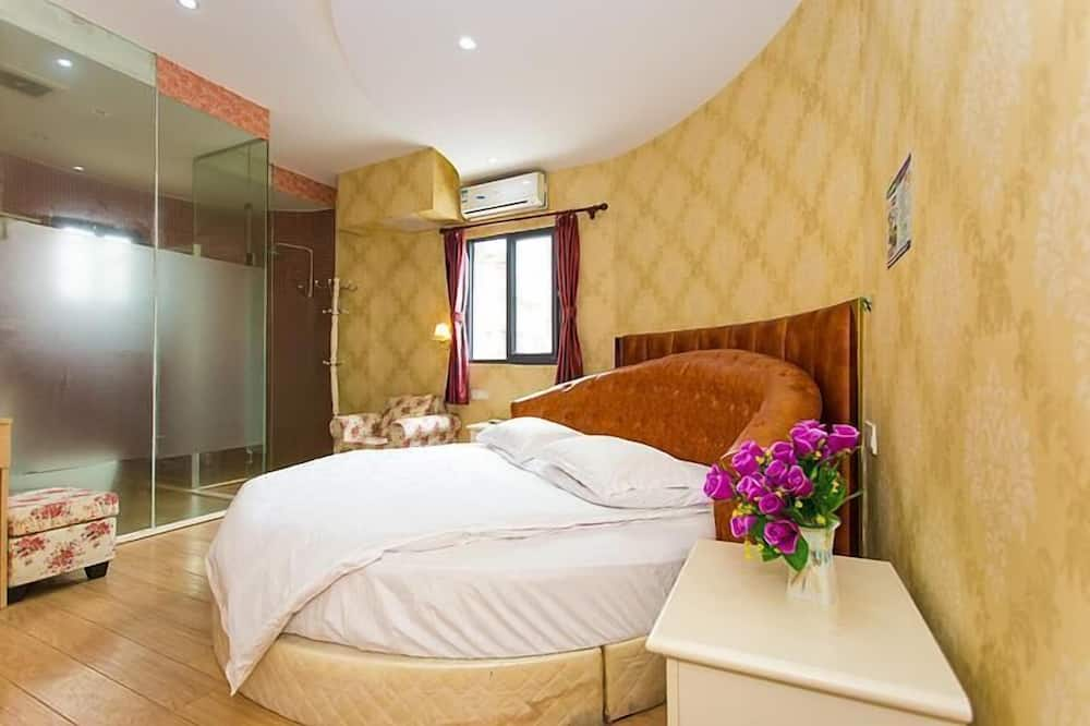 Romantic Room (Round Bed) - Only for Mainland China's Citizen - Guest Room