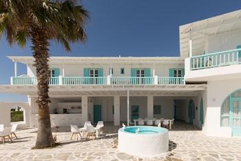 帕羅斯島艾里基全景客房飯店的相片