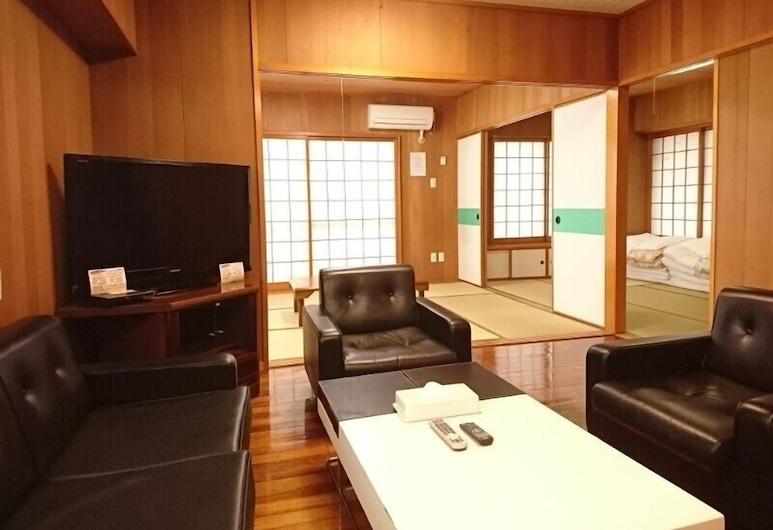 Kokusai Towns Inn, Naha, Traditional-Zimmer, Raucher, Küche (Japanese Style,High Floor for 7guests), Zimmer