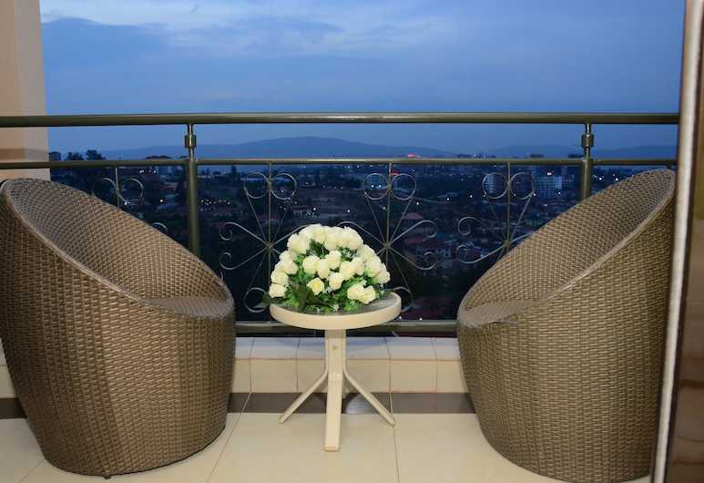 Five to Five Hotel, Kigali, View from Hotel