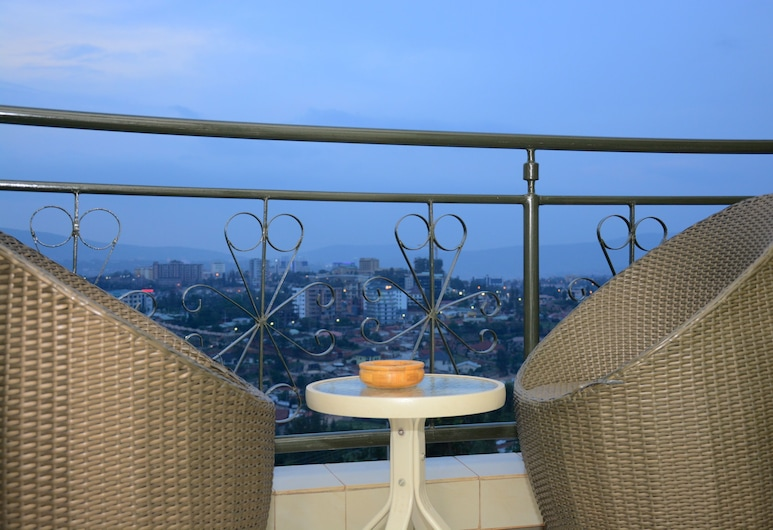 Five to Five Hotel, Kigali, Standard Triple Room, City View, City View