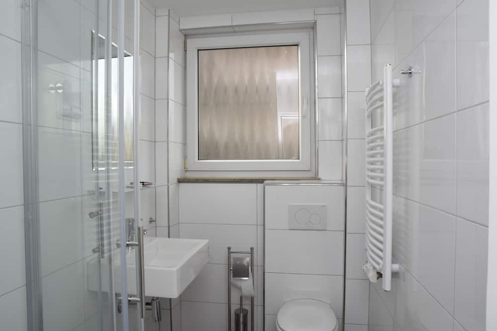 商務單人房, 1 張單人床 - 浴室