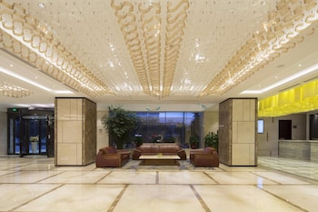 Mynd af ZhongLian KaiXin Hotel í Jinhua