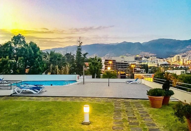 昆塔米拉瑪爾飯店, 芳夏爾, 游泳池