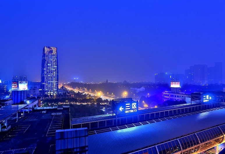 HengNa International Hotel , Jinhua, Buitenkant