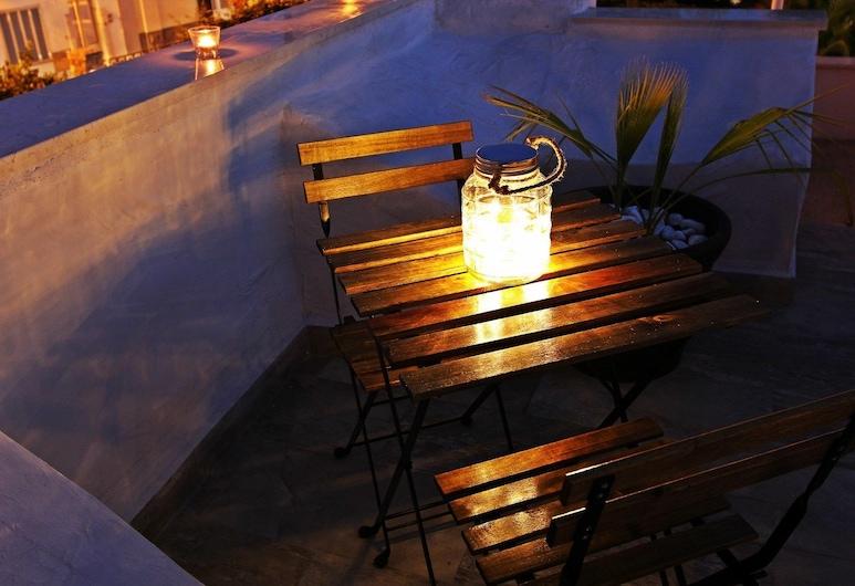 il civico 2, Bari, Terrace/Patio