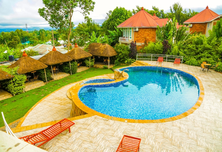 Masailand Safari & Lodge, Arusha, Outdoor Dining