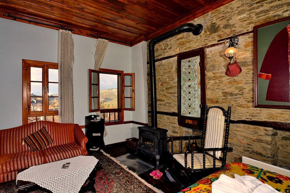 Romantic Room - Living Area