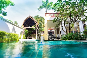 Picture of AnB pool villa in Pattaya in Sattahip