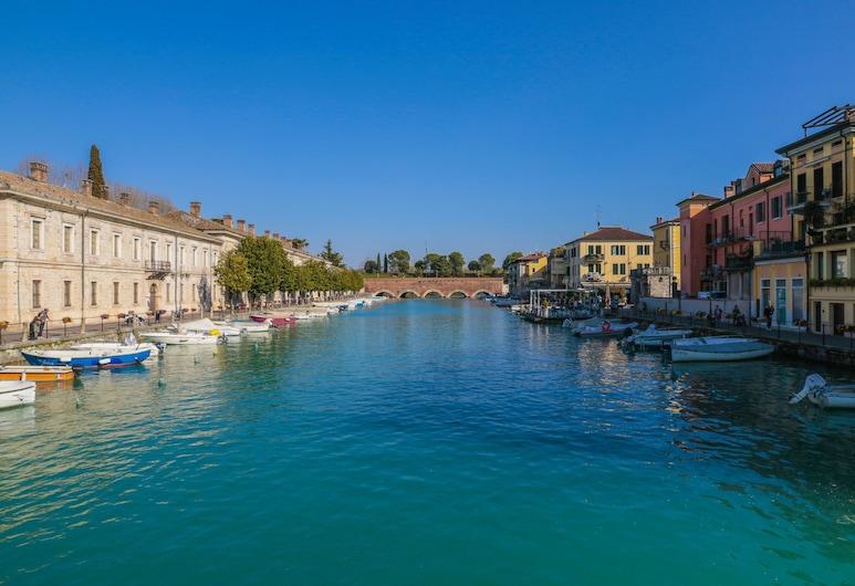 Le Finestre sul Borgo B&B, Peschiera del Garda, Powierzchnia mieszkalna