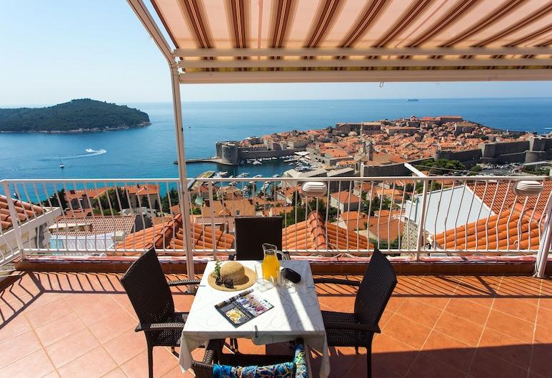 Apartments Isabora, Dubrovnik, Terraço/pátio