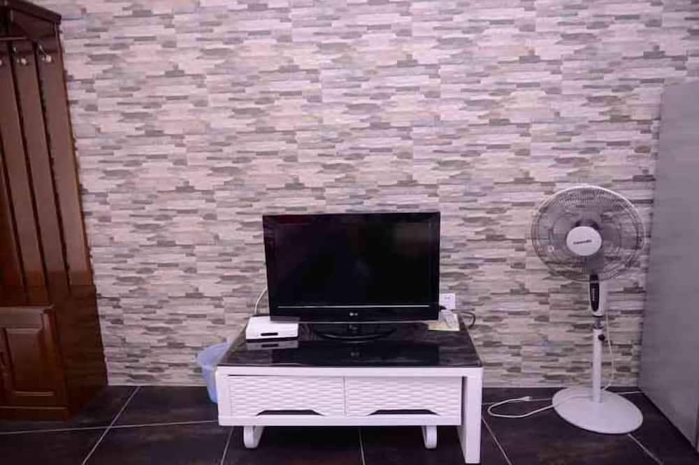 Romantice King Room - Living Area