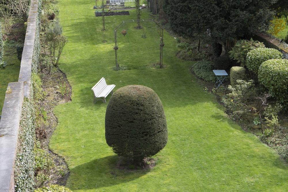 스위트, 침실 3개 - 정원 전망