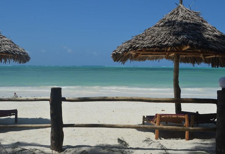 Zanzibar Dream Lodge, Bwejuu, Pláž
