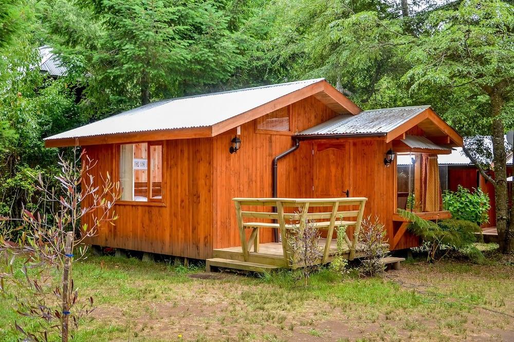 Standard Cottage, 1 Katil Kelamin (Double), Private Bathroom - Bilik