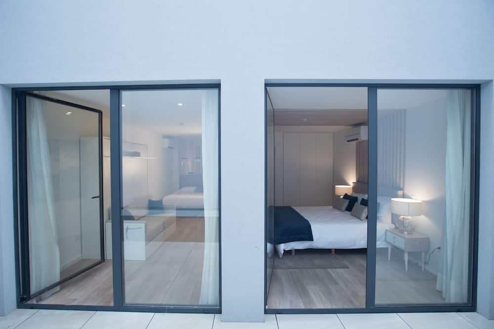 Appartement, 1 chambre, balcon - Terrasse/Patio