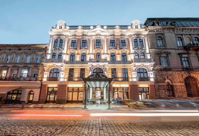 Grand Hotel Lviv Luxury & SPA, Lviv