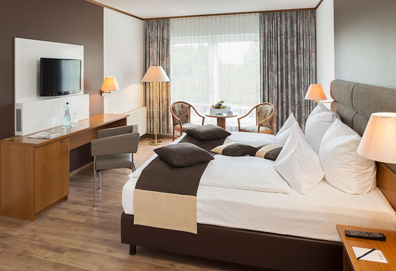 Michel Hotel Frankfurt Maintal, Maintal, Superior Double or Twin Room, 2 Twin Beds, Non Smoking, Guest Room