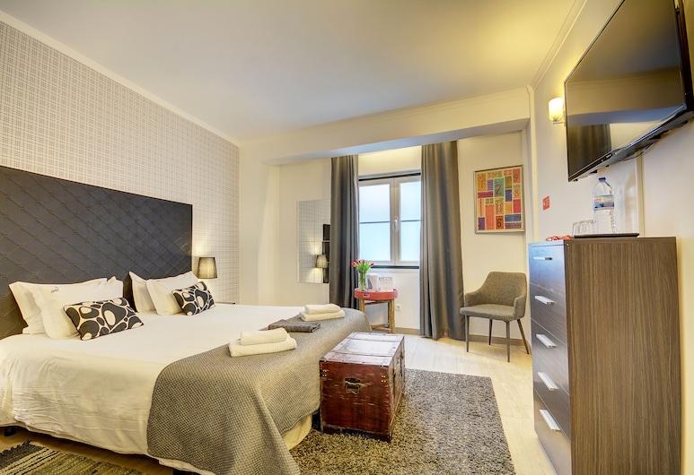 Inn Bairro Alto Bed & Breakfast, Λισσαβώνα, Superior Δίκλινο Δωμάτιο (Double ή Twin), Δωμάτιο επισκεπτών