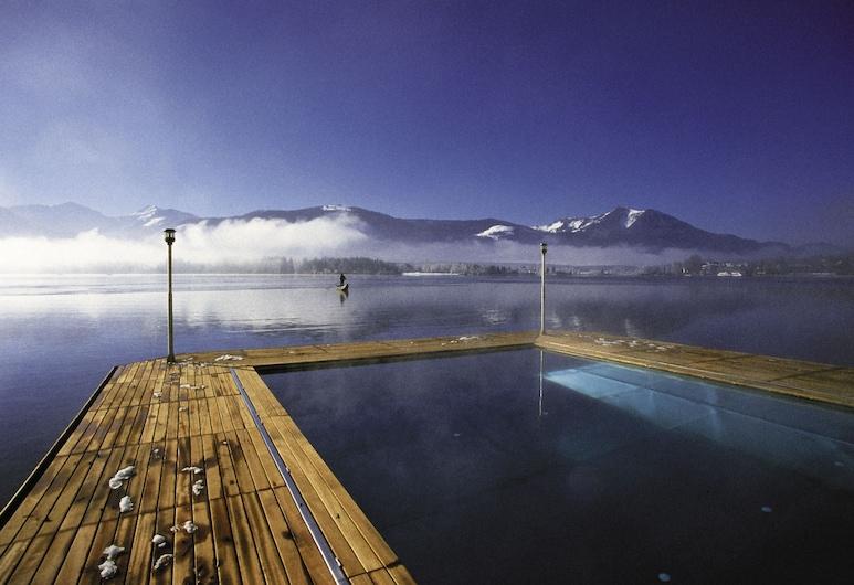 Romantik Residenz (Ferienwohnungen Hotel Im Weissen Rössl), Sankt Wolfgang im Salzkammergut, Outdoor Pool