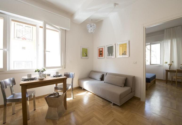 Spring Apartment, Bologna, Appartamento, 1 camera da letto, Area soggiorno