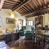全景公寓, 2 間臥室 (Location: Piazza Santa Croce 19) - 客廳