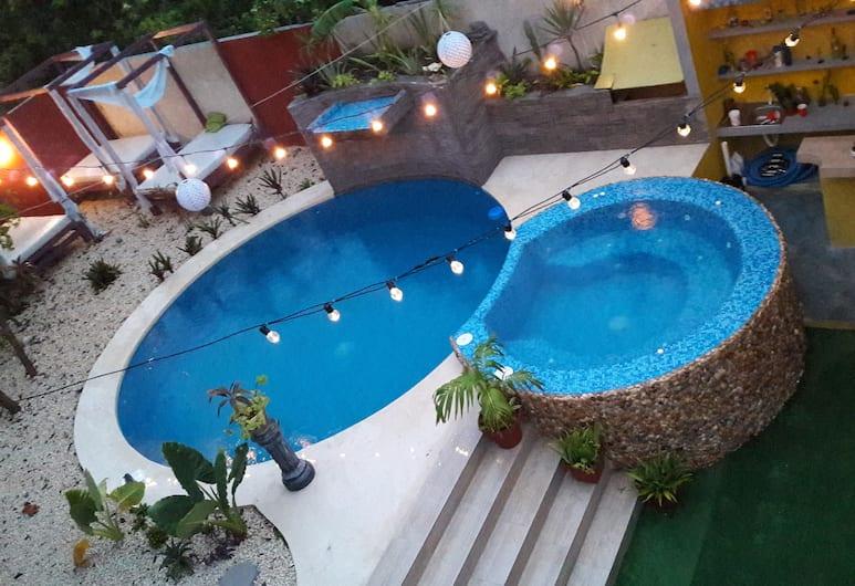 VILLA OASIS AIRPORT, Cancun, Açık Yüzme Havuzu