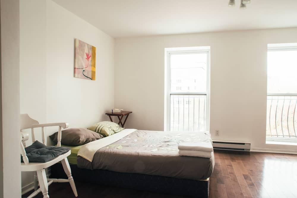 Apartament, 1 sypialnia (Lucky Seven) - Powierzchnia mieszkalna