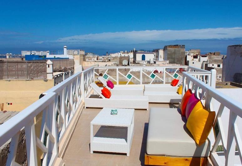Riad Jennat EL Mossafir, Essaouira, Rõdu